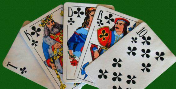 какие игры есть в картах на 36 карт и как играть
