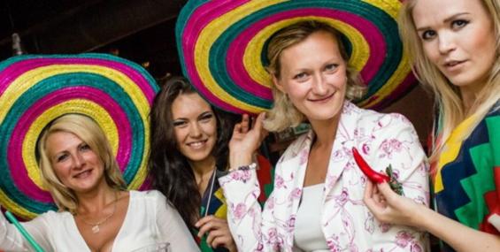 Устраиваем мексиканскую вечеринку.