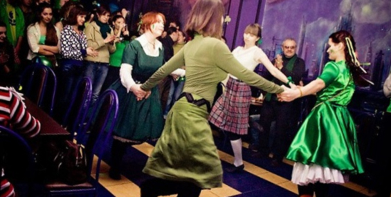 Ирландская вечеринка