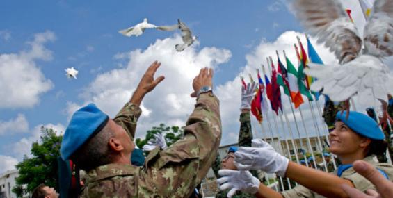 21 сентября - Международный день мира ООН