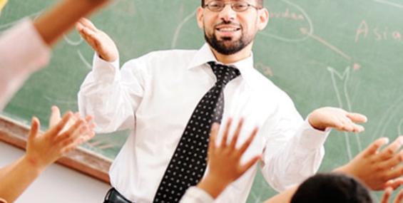 Первое воскресенье октября - День Учителя