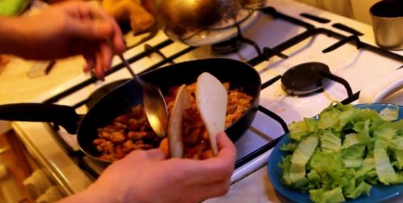 Рецепты на мексиканскую вечеринку
